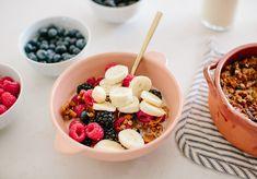 Perfect breakfast granola