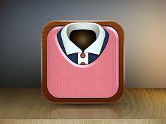 Dribbble - ecommerce icon by Claudio Gomboli