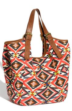 Twelfth Street by Cynthia Vincent canvas bag