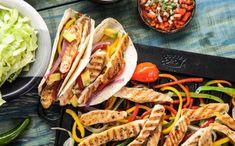 Recetario Mac, Fajitas, Hot Dogs, Mexican, Ethnic Recipes, Food, Gastronomia, Food Art, Meals