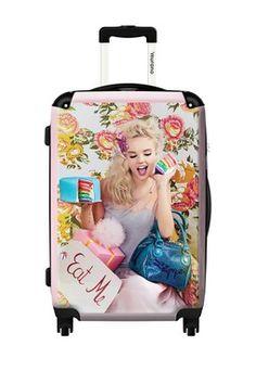 Lollipop Hard Case Luggage