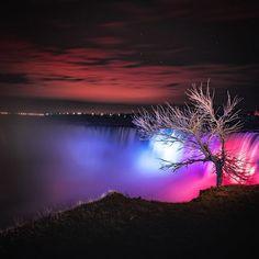 Niagara Falls Illumination
