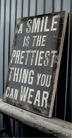 This should be etched in every teenage girl's mirror. A constant reminder that they are beautiful always.