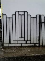 art deco fence panels - Google Search