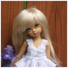 Newly Released: Sunkissed Lillie Elf YOSD BJD by Kaye Wiggs