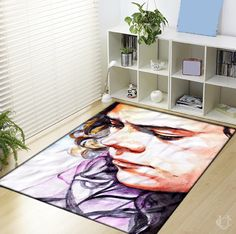 Harry Styles One Direction Scetsa Painting Blanket