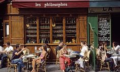 One for the road? Film forces France to admit its drinking problem Cafe Terrace on Rue Vieille du Temple in Paris, France Tour Eiffel, Film France, Belle France, Paris Cafe, Paris Paris, Paris France, Paris Street, French People, World Literature