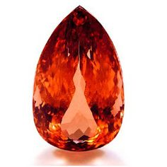 Imperial Topaz  My birthstone at its finest! Too bad I can't afford this quality!