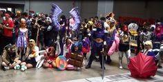 Saiba tudo sobre o 22° AnimeXtreme - Tudo Mundo ~ tudomundo.com.br