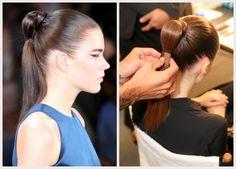 NYFW S/S 2015 Hair: Cushnie et Ochs The Beauty Bean – Beauty   Fitness   Fashion   Nutrition   Healthy Recipes   Real Beauty   Makeup Free Mondays