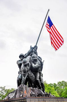 Some personal observations on Memorial Day from Tony and Grant's trip to DC.