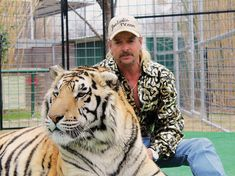 Joe Exotic is now quarantined in prison as Tiger King becomes a massive hit on Netflix. Tiger Halloween Costume, Halloween Outfits, Halloween 2020, Baby Halloween, Netflix, Big Cat Rescue, Man Go, Baboon, Tigers