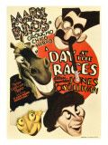Day at the Races, the Marx Brothers, 1937 Pósters