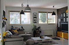 living room with muuto
