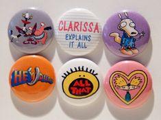18 geniales productos de Etsy que todos los niños Nickelodeon de los noventa necesitan hoy