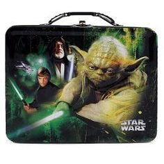 Star Wars Jedi vs. Sith Lunch Box$12.99