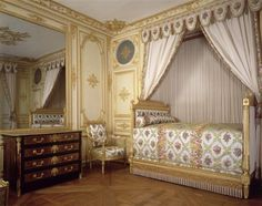 This is Versailles: Fontainebleau: Apartments of Madame de Maintenon