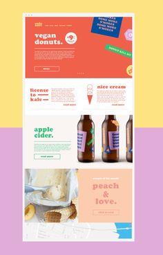 Good Root Restaurant Branding, Menu & Website Design by Lucas Jubb