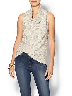 Great top to dress up or wear with jeans Drew Wesley Top (Piperlime)