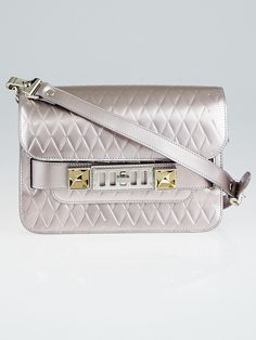 https://www.yoogiscloset.com/designers/proenza-schouler-silver-embossed-mirror-leather-ps11-mini-classic-bag.html