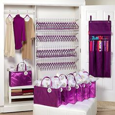 Huggable Hangers 115pc Gifts by the Dozen Set - Brass