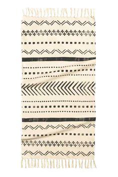 Tapete de algodão | H&M