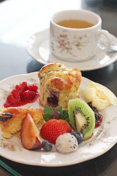 High Tea at Goodwood Park Hotel