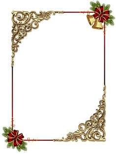 Christmas Ornaments Backgrounds Clip Art And More Happy New Year Christmas Boarders, Free Christmas Borders, Christmas Frames, Christmas Background, Christmas Paper, Gold Christmas, Christmas Photos, Christmas Holidays, Christmas Labels