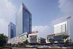 Hefei Wanda Mall / HYHW Architects