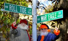 Proper use of 'War Eagle' and 'Roll Tide:' An etiquette guide for the uninitiated