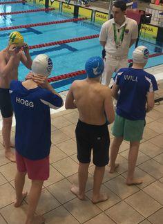100m Backstroke Final