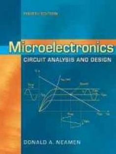 an analysis and an introduction to the electrical engineering Before you can understand ohm's law and dc circuit analysis (eg kirchoff's voltage law and kirchoff's current law), i will demonstrate what electrical voltage, current, charge and power means with examples the second section of the course covers active circuit elements (ie operational amplifiers, diodes and transistors.