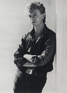 David Bowie - musician, actor, record producer and arranger