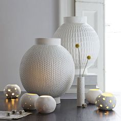 More beachy home decor from West Elm. Subtle and lovely.