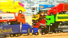 Toy Truck & Trucks: Semi Trucks and Trucks Diecast Collection and more