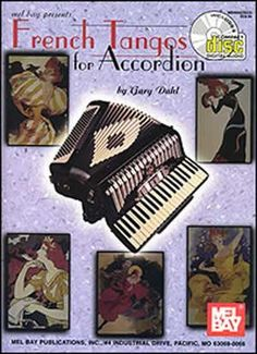 French Tangos for Accordion (Book/CD Set)