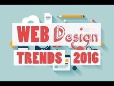 graphic design 2016 trends - Buscar con Google