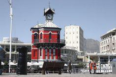 The Clock Tower Precinct in iKapa, Western Cape