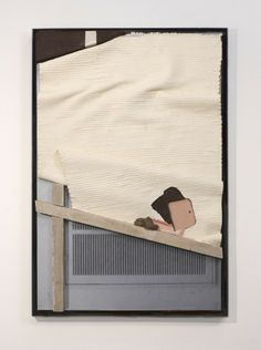 Corin Hewitt - Compressed Interior No.5, 2013