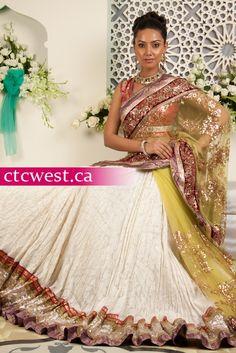 Bespoke Wedding Lenghas & Saris – CTC West