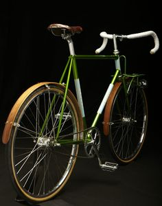 Gallus Cycles | stripes vintage Beautiful city/commuter bike :) na