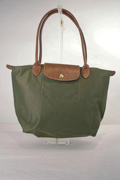 Longchamp Le Pliage Green Tote $49