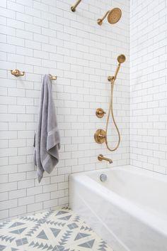 Master Bathroom Makeover Inspiration