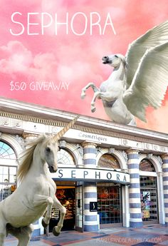 Enter to win a $50 Sephora e-gift card on Makeup and Beauty Blog! Deadline for this one is Monday, November 3, 2014. Good luck!
