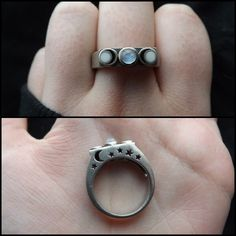 moon phase ring tumblr – Google Search