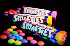 Smarties! Best candy ever!