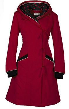 J9-isolde-Red-coat. ecouture.dk