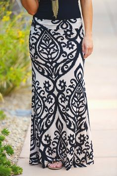 Like A Love Song Maxi Skirt - Taupe from Closet Candy Boutique