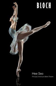 Hee Seo - Ballet, балет, Ballerina, Балерина, Танцуйте