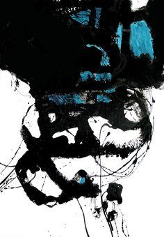 "Saatchi Online Artist: Aleksandra Toborowicz; Acrylic, 2006, Painting ""Untitled""  #art #painting #sztuka #malarstwo #obraz"